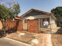 Título do anúncio: Casa com 2 dormitórios à venda, 106 m² por R$ 130.000,00 - Jardim S L de Fatima - Mirandóp