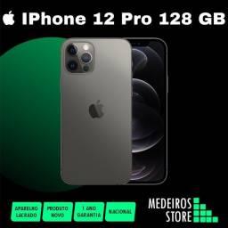 IPhone 12 Pro 128GB ( Lacrado e 1 ano de garantia Apple )