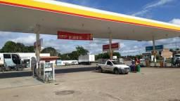 Posto de gasolina em St. Antônio de Jesus -Bahia -Brasil