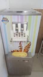 Máquina de sorvete soft - expresso