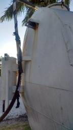 Tanque Limpa Fossa com Mangueiras e Bombas - Completo
