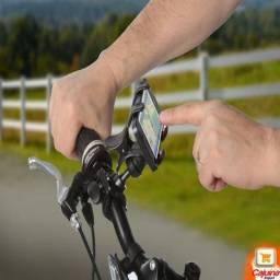 Suporte de celular para bike e moto