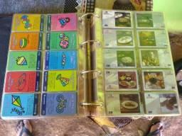 Coleções de cartão telefônico 1280