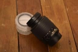 Lente Nikon 55-200 - Novissima