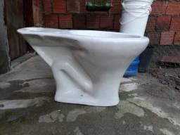 Kit aparelho sanitário e pia para banheiro
