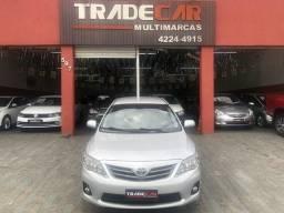 Corolla xei 2.0 automático 2012 - 2012