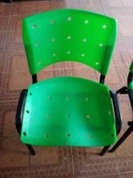 Cadeira para sala de espera e etc.