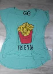 Blusas femininas tamanho G/Gg