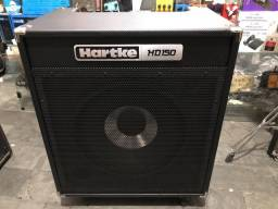 Hartke HD150 Novo, Amplificador caixa para baixo