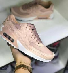 Tênis Nike air max rose
