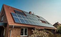 Energia solar R$15,000