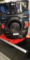 Radio Mini Systen LG (Aceito proposta em Dinheiro)