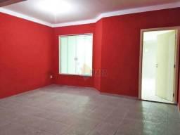 Casa com 4 dormitórios para alugar, 90 m² por r$ 3.000,00/mês - boqueirão - praia grande/s