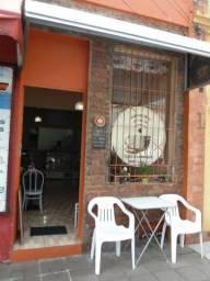 Lanchonete no centro de São Leopoldo