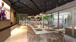 Apartamento à venda com 3 dormitórios em Funcionários, Belo horizonte cod:770166