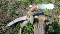 Irrigação thebe para micro trator