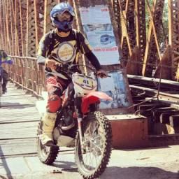 Moto de trilha - 2002