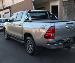 Toyota Hilux 2.8 Tdi Srx Cab. Dupla 4x4 Aut. 4p - 2018