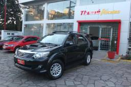 TOYOTA HILUX SW4 2012/2012 3.0 SRV 4X4 7 LUGARES 16V TURBO INTERCOOLER DIESEL 4P AUTOMÁTI - 2012