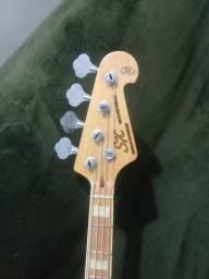 Baixo Sx sjb75 jazz bass ( NOVO ) comprar usado  Salvador
