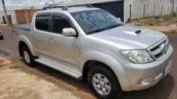 Toyota Hilux CD SRV D4-D 4x4 3.0 TDI Diesel Aut - 2006