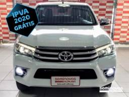 TOYOTA HILUX 2.8 SRX 4X4 CD 16V DIESEL 4P AUTOMATICO. - 2017