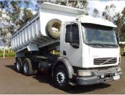 Agregamento Caminhão Caçamba 4x2 6x2 8x4 e 6x4