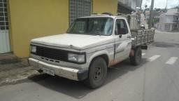 D-20 camionete Chevrolet - 1986