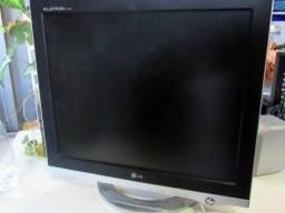 Monitor LG Lcd Flatron 17 pol