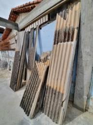 Doação de telhas usadas