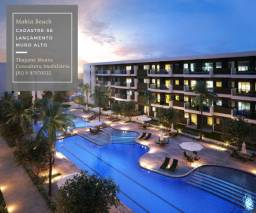 T.M - Investimento certo pra esse verão! Flats no Makia Beach Experience