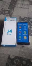 J4 core 700 completo na caixa