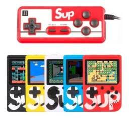 Mini Vídeo Game Retro Clássico 400 Jogos Mini Com Controle so R$ 95,00
