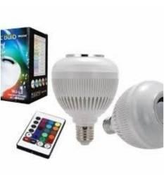 Caixa de som Bluetooth lâmpada