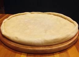 Massa pré-assada Pizza 30cm 35cm 40cm