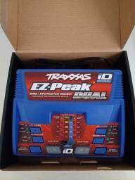 Carregador Automodelo Traxxas Ez-peak Plus 100w Dual 2972