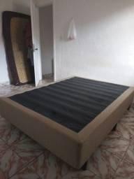 BASE BOX DE CAMA CASAL PADRÃO 1,38m × 1,88m