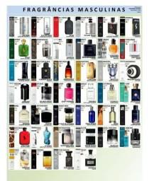 Perfumes com 24hrs de fixação