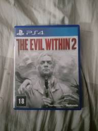 The evil within 2 ps4 100rs