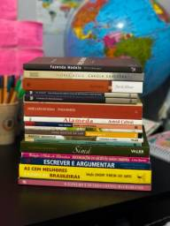 Vendo esses livros