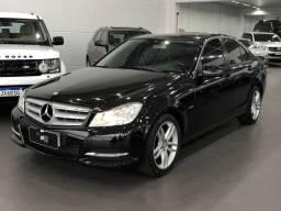 Mercedes Benz C180 2012 - a mais nova do ES