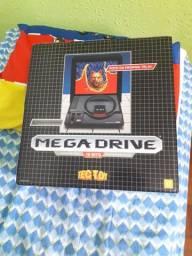 Vídeo game Mega Drive TecToy