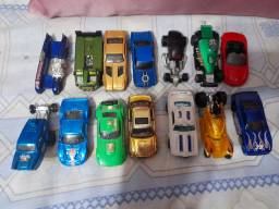 Lote carrinhos Hot Wheels