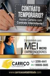 Contabilidade para Micro Empresa e MEI