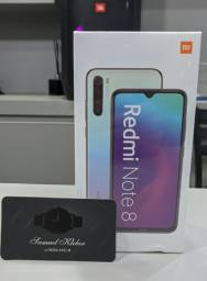 Redmi note 8 Branco 64 GB!