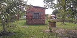 Vende-se terreno com casa em mosqueiro