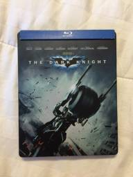 The Dark Knight (O Cavaleiro das Trevas) Steelbook Blu-ray Duplo