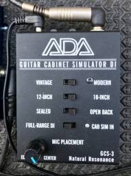 Pedal Gabinete Simulator Ada Gcs-3