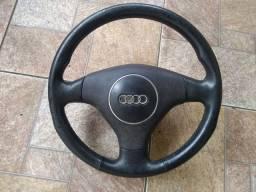 Volante original Audi ..no estado ..barato