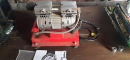 Compressor ar sem óleo